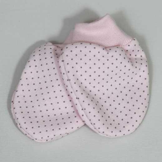 """Medvilninės pirštinėlės kūdikiui Lilė"""" VILAURITA 304Li"""