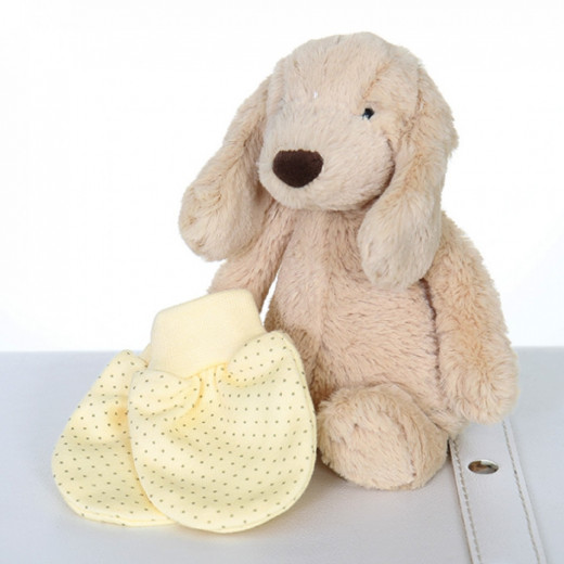"""Medvilninės pirštinėlės kūdikiui Luka"""" VILAURITA 304"""