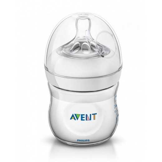 Buteliukas kūdikiui Natural 0m+125 ml Avent SCF690/17
