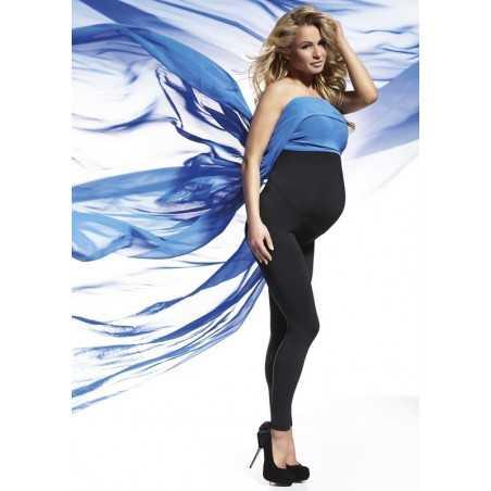Pašiltintos tamprės  nėščiai  Anabel 200den Juoda
