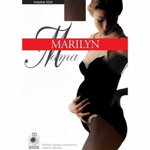Pėdkelnės nėščiosioms 100den Mama Marilyn