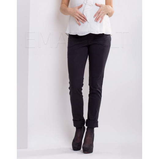 Kelnės nėščiai Branco 2246 Juodos