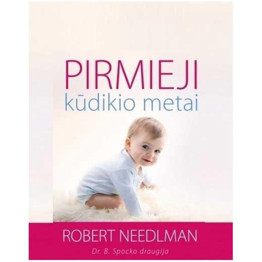 """Knyga Robert Needlman """"Pirmieji kūdikio metai"""""""