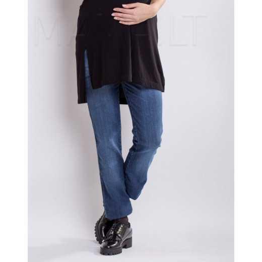 Džinsai nėščiai Branco 2158 Mėlyni