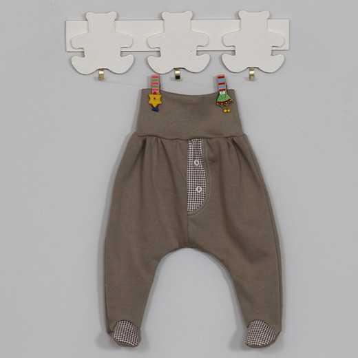 """Medvilninės šiltos  kelnytės kūdikiui """"Beni""""  Vilaurita 559"""