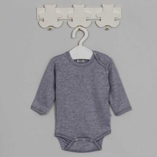 """Medvilninis smėlinukas kūdikiui """"Na Mukai"""" pilkas VILAURITA 687"""