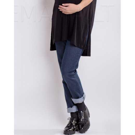 Džinsai nėščiai Branco 2186 Mėlyni