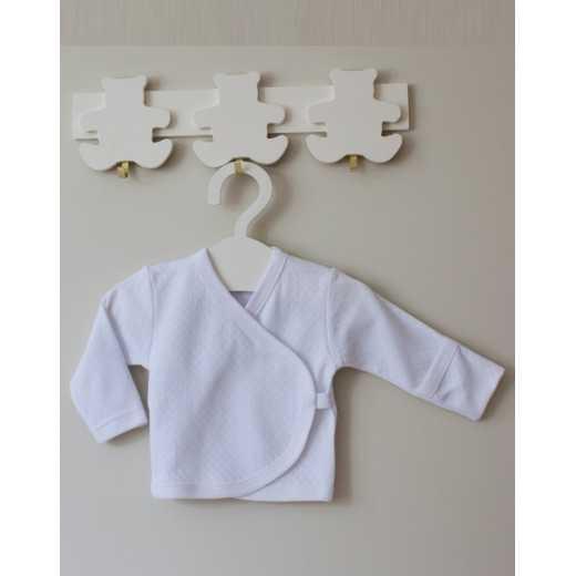 Siaustinukas kūdikiui baltas 56 cm VILAURITA 106
