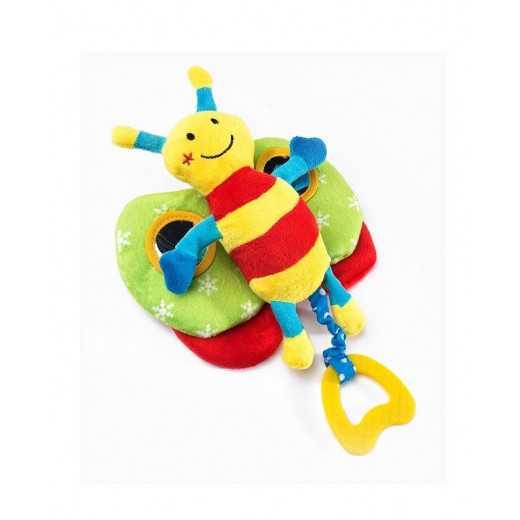 Lavinamasis žaislas kūdikiui Drugelis 0+ Sensillo 23382