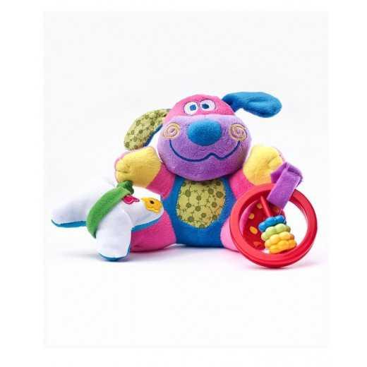 Lavinamasis žaislas kūdikiui Šuniukas 0+ Sensillo 23368