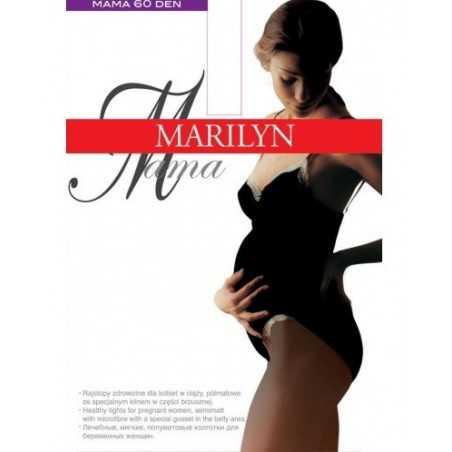 Pėdkelnės nėščiosioms 60den Mama Marilyn
