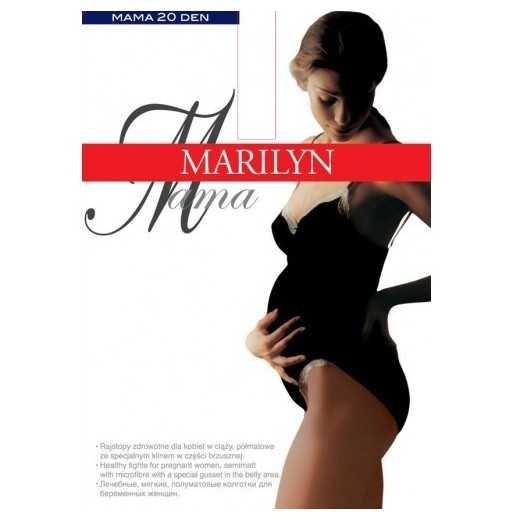 Pėdkelnės nėščiosioms 20den Mama Marilyn