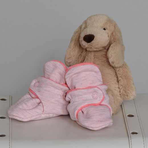 Batukai 10cm rožiniai Vilaurita 673