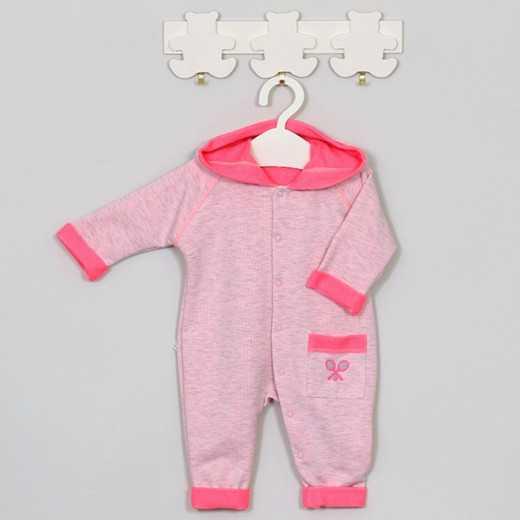"""Kombinezonas kūdikiui """"Tennis"""" rožinis VILAURITA 353M"""