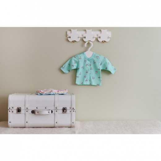Medvilniniai marškinėliai kūdikiui VILAURITA 121