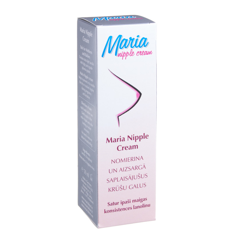 MARIA NIPPLE, kremas speneliams, 50 ml