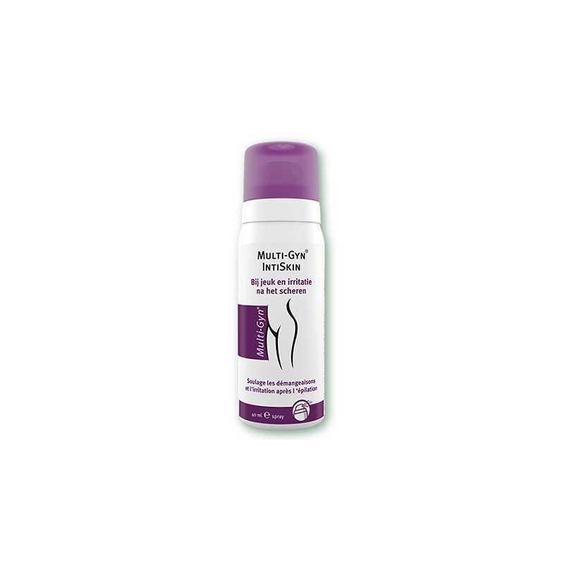 Multi-Gyn IntiSkin purškalas, intymios higienos priemonė, 40 ml