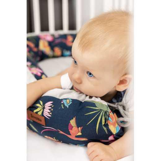 Lizdelis kūdikiui INDIA GRAPHITE Sensillo
