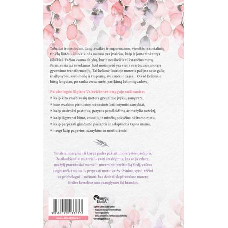 """Knyga """"Motinystės kelias"""""""