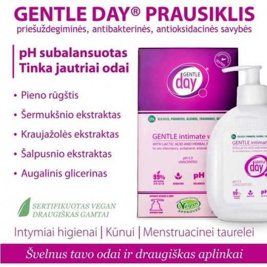 Intymios higienos prausiklis Gentle Day 250 ml