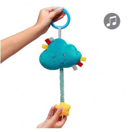 Minkštas žaisliukas su muzikėle DEBESĖLIS, 616 BabyOno