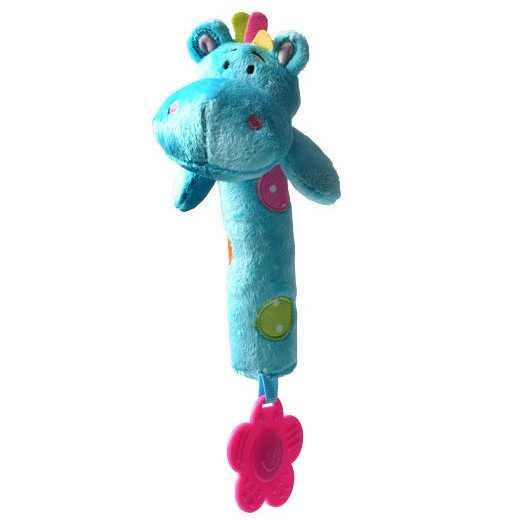 Kramtukas su žaisliuku BabyOno 998 nuo 6+ mėn.