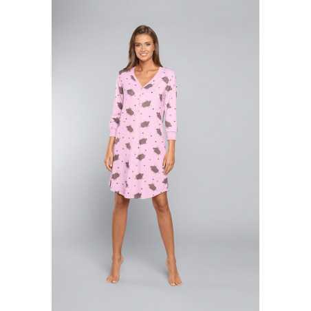 Naktiniai maitinančiai Italian Fashion MAMBA rožiniai