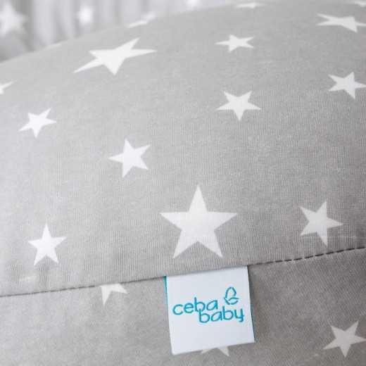 Maitinimo pagalvė dżersej DUO, Milky Way