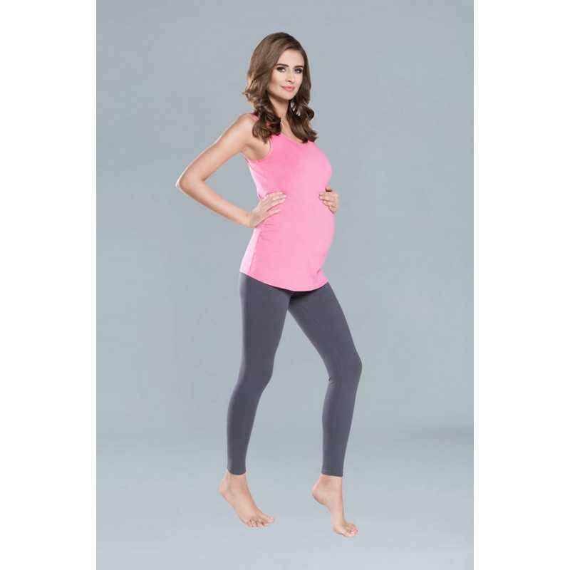 Marškinėliai nėščiosioms ITALIAN FASHION rožiniai