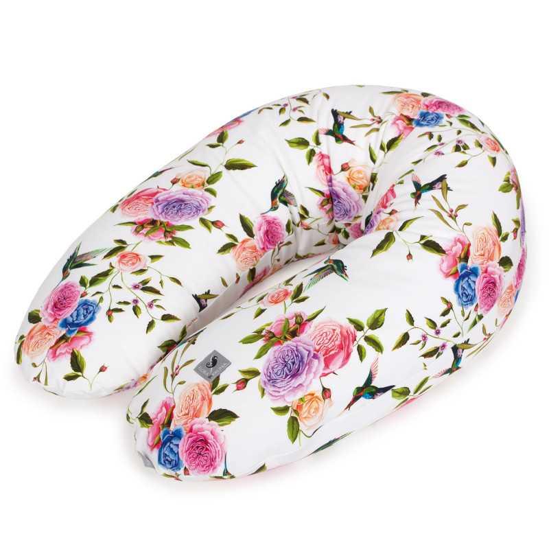 Miegojimo ir maitinimo pagalvė nėščiosioms FAUNA and FLORA Flores Ceba Baby
