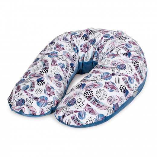 Miegojimo ir maitinimo pagalvė nėščiosioms AZTECA and NATURE Alas-Plunksnos Ceba Baby