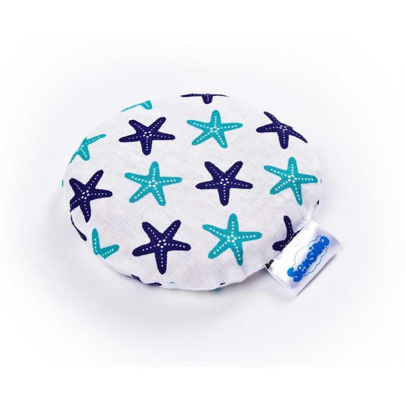 Sensillo vyšnių kauliukų pagalvėlė, jūros žvaigždė, 15cm, 4400