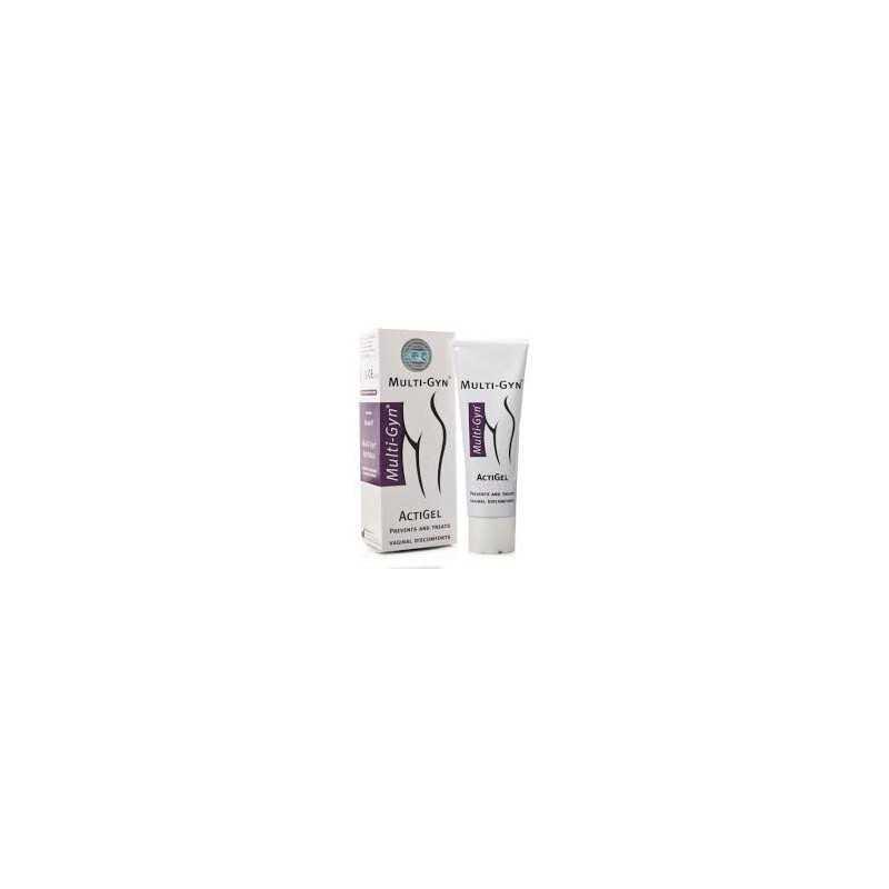 Multi-Gyn Actigel priešgrybelinis makšties gelis, 50 ml