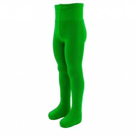 Medvilninės pėdkelnės kūdikiui Vegateksa Žalios Obuolys