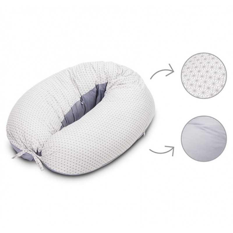 Miegojimo ir maitinimo pagalvė nėščiosioms SENSILLO raštai