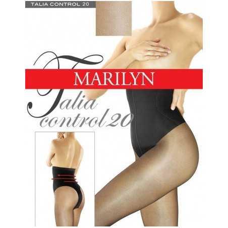 Pėdkelnės koreguojančios 20den Marilyn Talia Control ruda (visone)